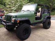 Jeep Wrangler 148300 miles